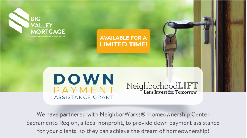 Apply for $20k in Down Payment Assistance