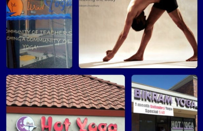 Some Like it Hot – Yoga That Is!