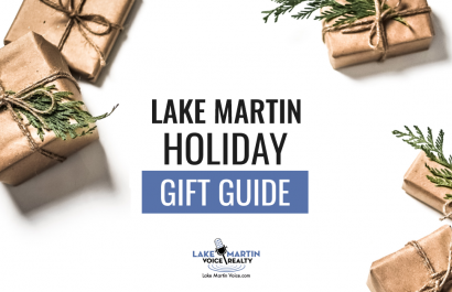 Lake Martin Holiday Gift Guide