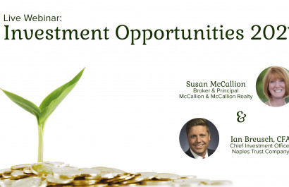 2021 Investment Opportunities To Consider
