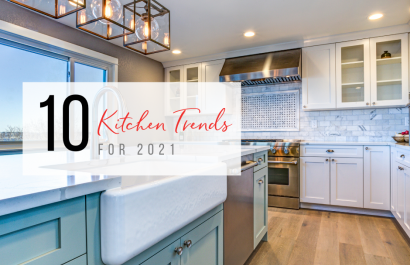 10 Kitchen Trends For 2021