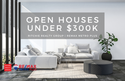 Open Houses in Columbus Metro Area Under $300K