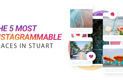 Stuart's 5 Most Instagram Worthy Places