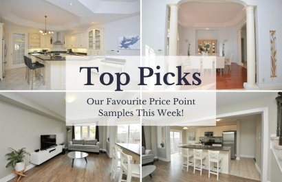 Our Favourite Listings This Week!
