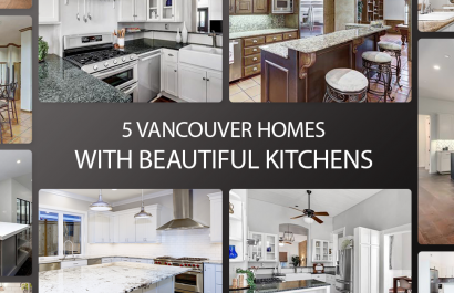 5 Vancouver Homes With Beautiful Kitchens Under $400K