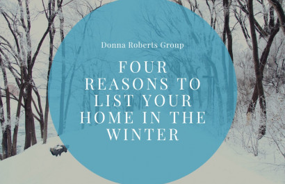 Four Reasons to List Your Home This Winter