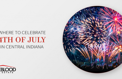Where to Celebrate 4th of July in the U.S. and Central Indiana