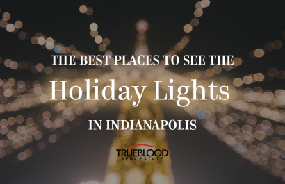 The Best Places To See The Holiday Lights in Indianapolis