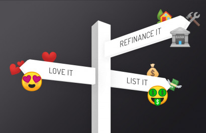 Should YOU Love It or List It?