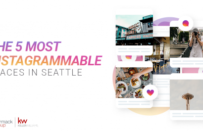 The 5 Most Instagrammable Places in Seattle