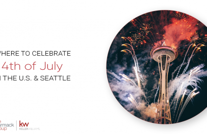 Where to Celebrate 4th of July in the U.S. and Seattle