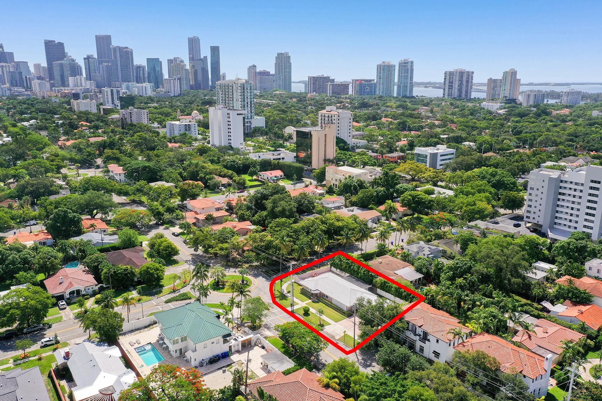 2901 SW 4th Ave. Miami, FL. 33129- The Roads Open Sunday July 19th From 2-4 PM