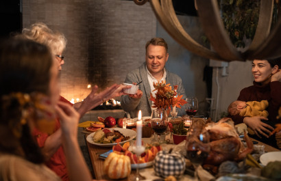 Hosting A (Pandemic) Thanksgiving Celebration At Home