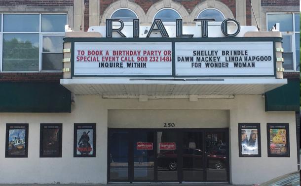 New Vision Rialto Theatre