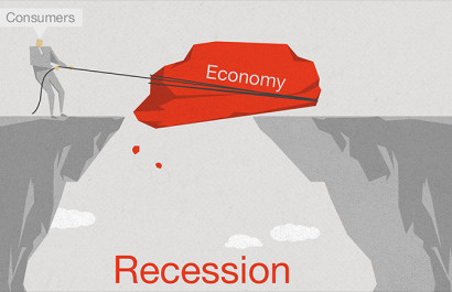 Recession NOT Burst