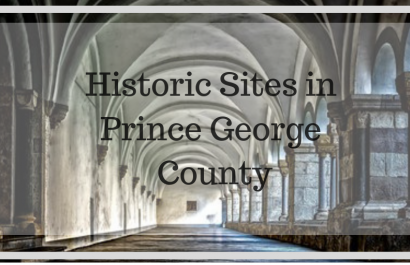 Historic Places to Visit in Prince George County