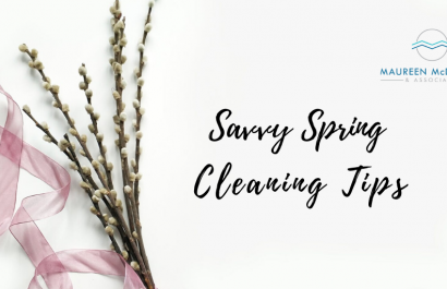 Savvy Spring Cleaning Tips