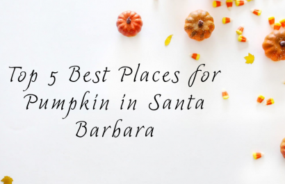 Top 5 Best Places for Pumpkin in Santa Barbara