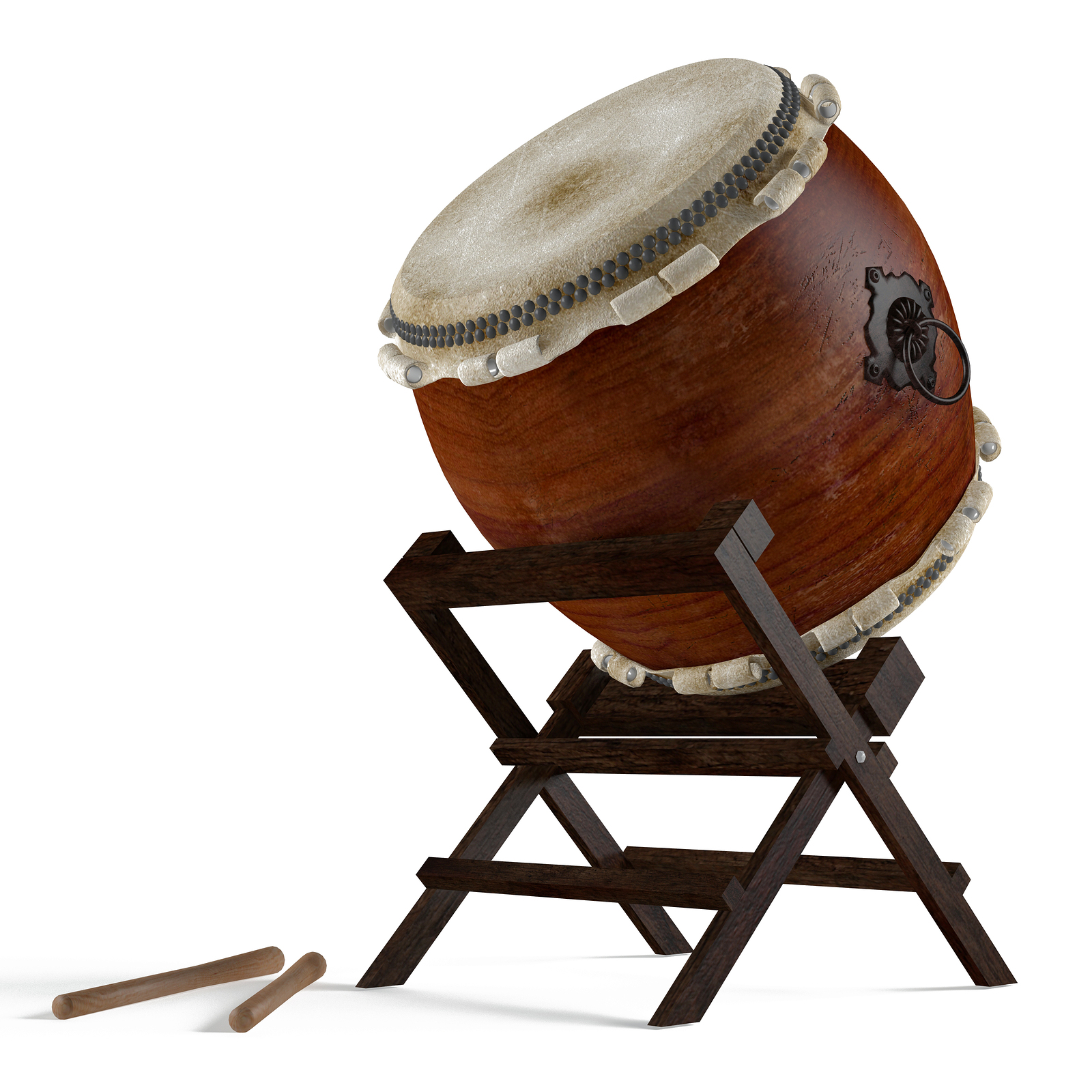 Enjoy Japanese drums near Santa Barbara real estate.