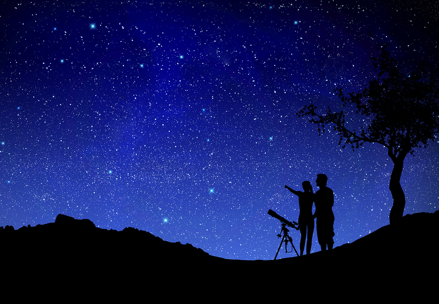 Go star gazing on Santa Barbara real estate.