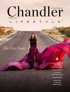 Chandler Lifestyle Magazine - February