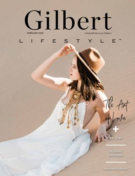 Gilbert Lifestyle Magazine - February
