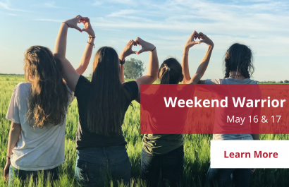 Weekend Warrior - May 16-17 | Amy Jones Group