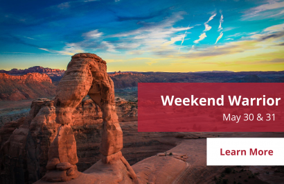 Weekend Warrior - May 30-31 | Amy Jones Group Copy