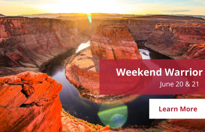 Weekend Warrior - June 20-21 | Amy Jones Group