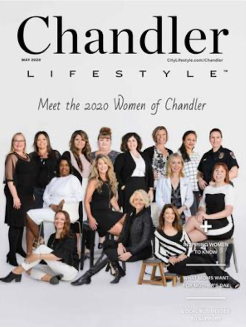 Chandler Lifestyle Magazine - May