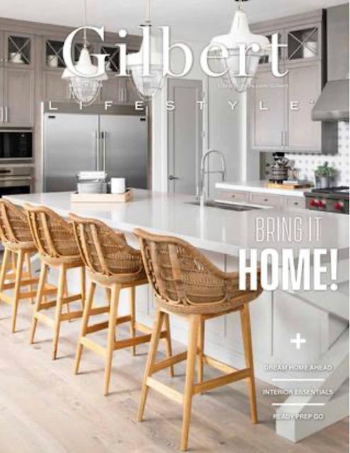 Gilbert Lifestyle Magazine - March