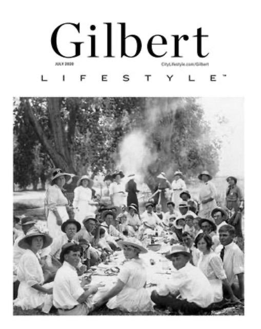 Gilbert Lifestyle Magazine - July