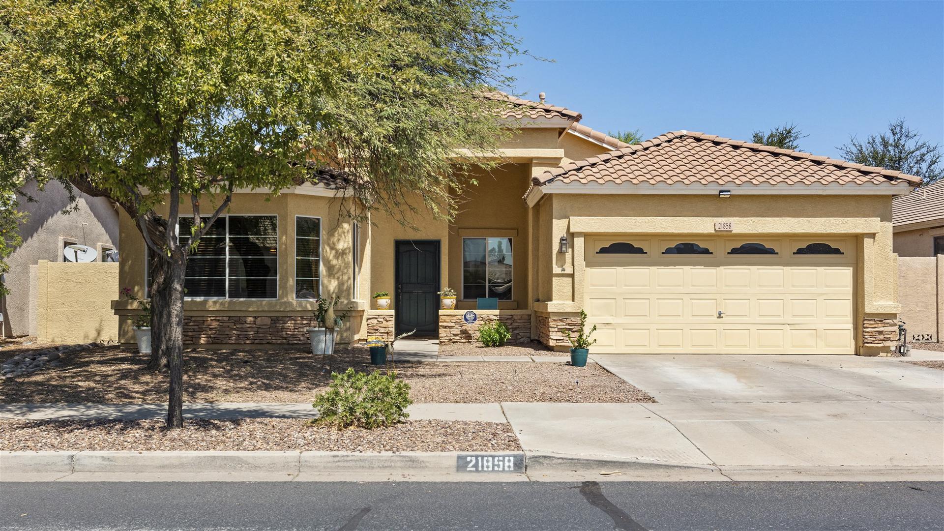 NEW LISTING - 21858 E Calle De Flores, Queen Creek, AZ 85142 - Villages | Amy Jones Group