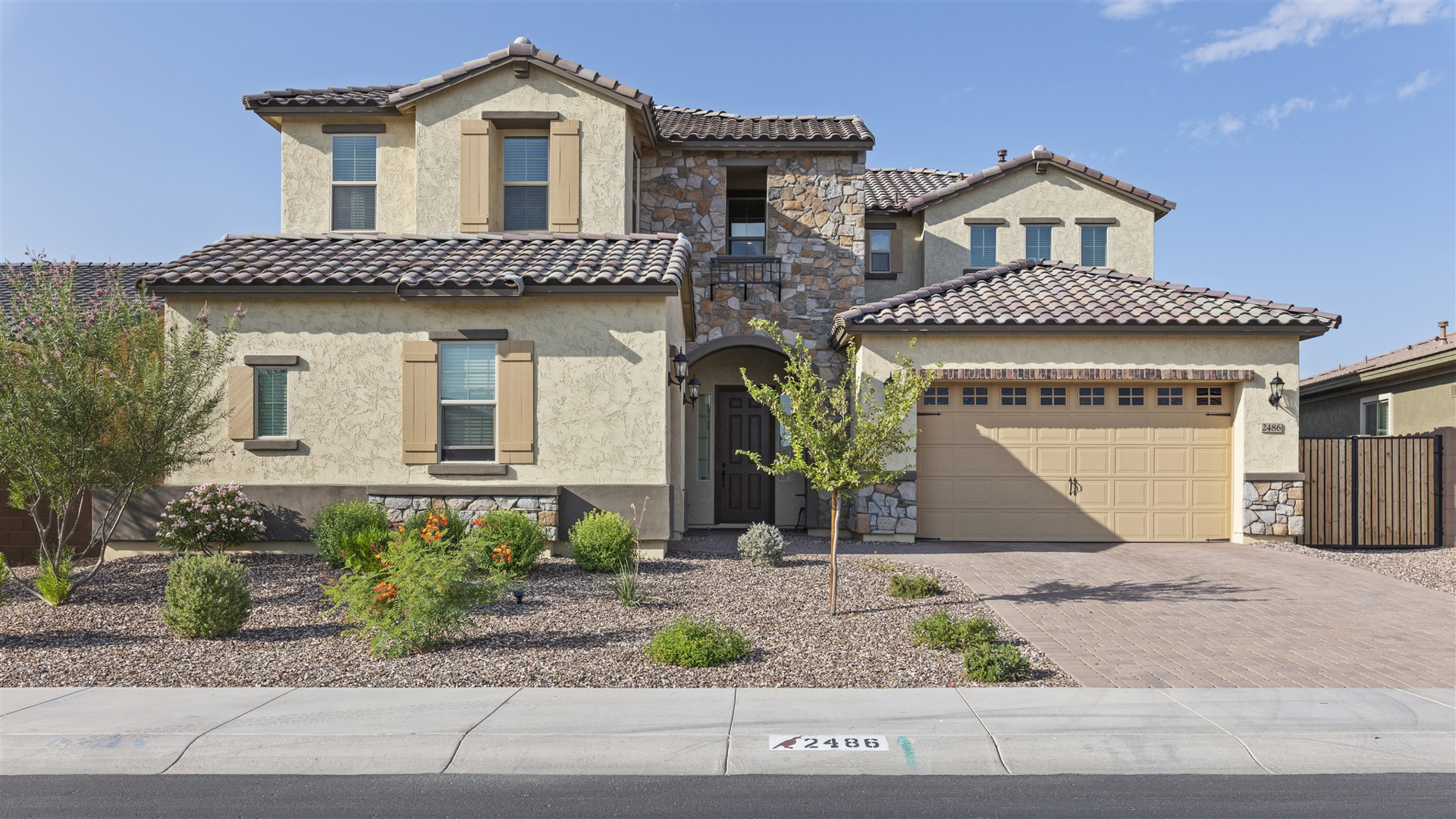 UNDER CONTRACT IN ONE DAY - 2486 E Bellerive Drive, Gilbert, AZ 85298 - Adora Trails | The Amy Jones Group