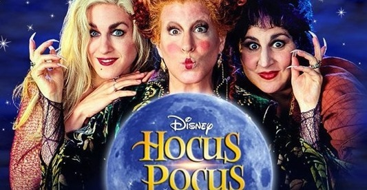 Hocus Pocus Drive-in Movies