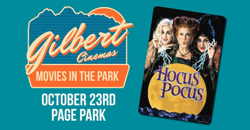 Hocus Pocus Movies in The Park