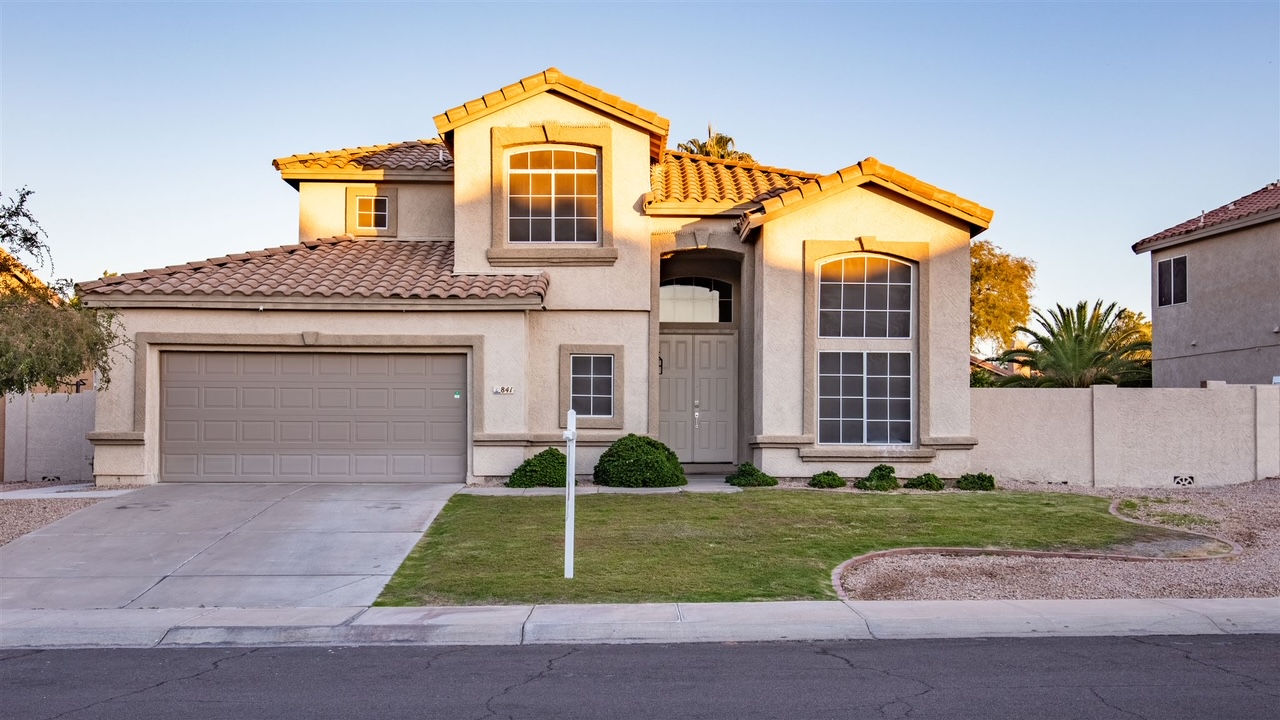 UNDER CONTRACT - 841 N Woodside Drive, Chandler, AZ 85224 | The Amy Jones Group
