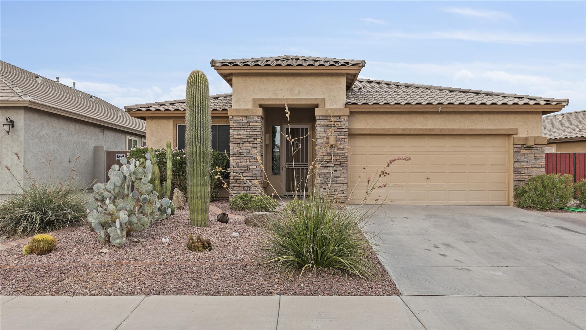 UNDER CONTRACT - 202 E Rock Wren Drive, San Tan Valley, AZ 85143 - Johnson Ranch | Amy Jones Group Copy