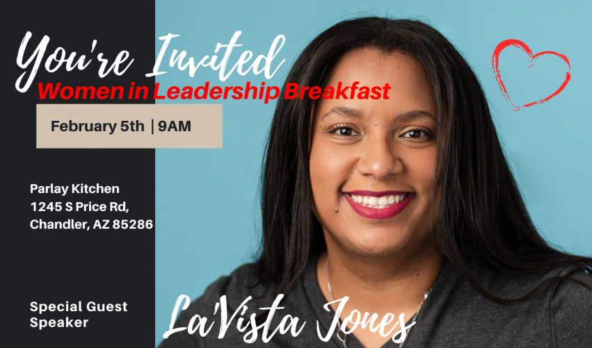Women in Leadership Breakfast