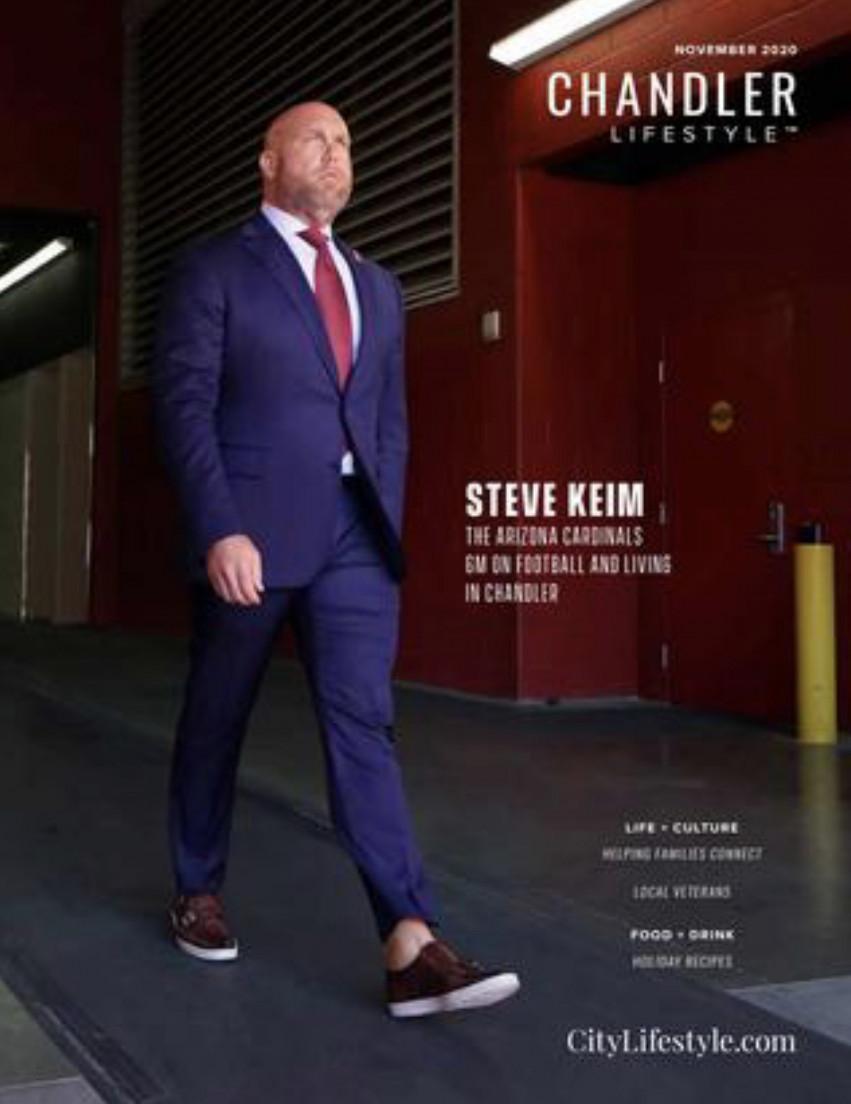 Chandler Lifestyle Magazine - November