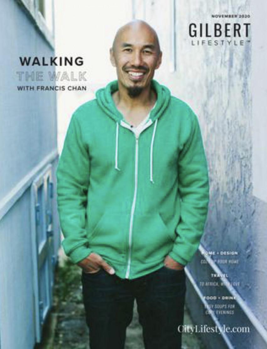 Gilbert Lifestyle Magazine - November