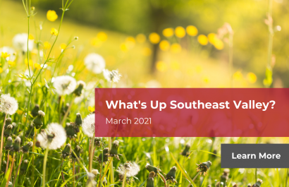 What's Up Southeast Valley? March 2021