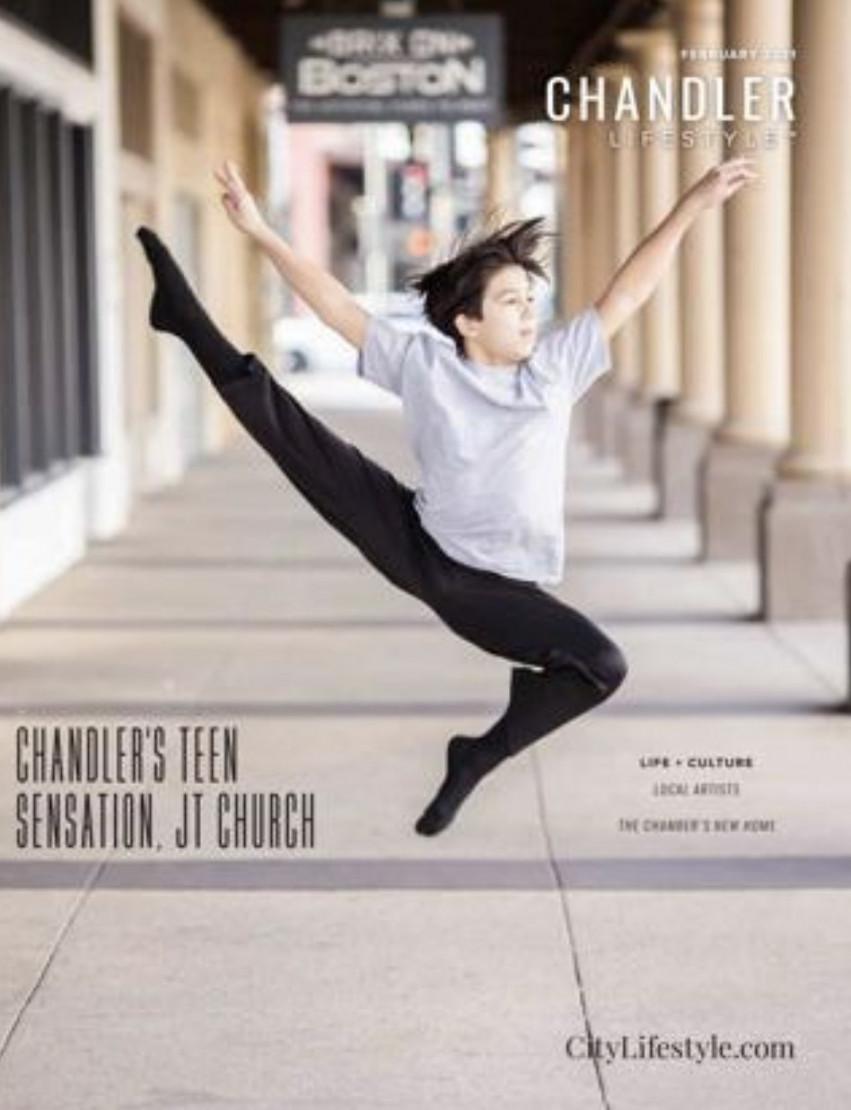 Chandler Lifestyle Magazine - February