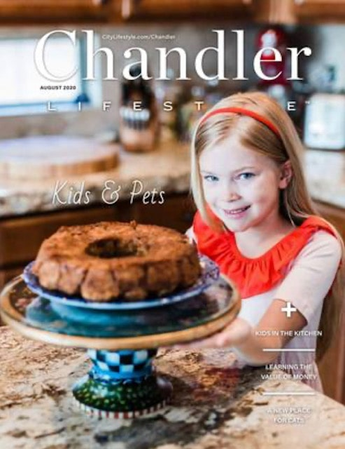 Chandler Lifestyle Magazine - August