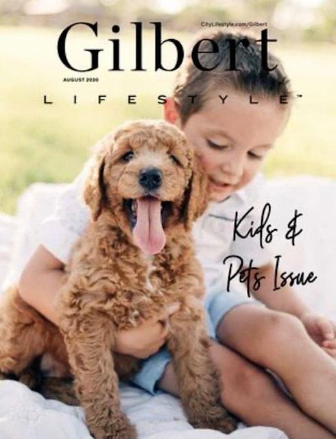 Gilbert Lifestyle Magazine - August
