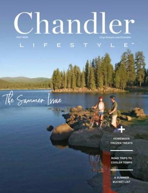 Chandler Lifestyle Magazine - July