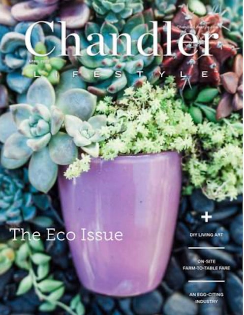 Chandler Lifestyle Magazine - April