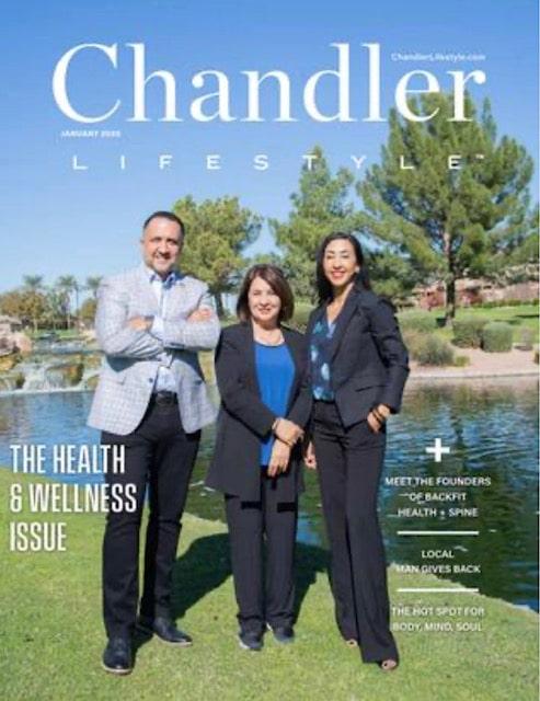 Chandler Lifestyle Magazine - January