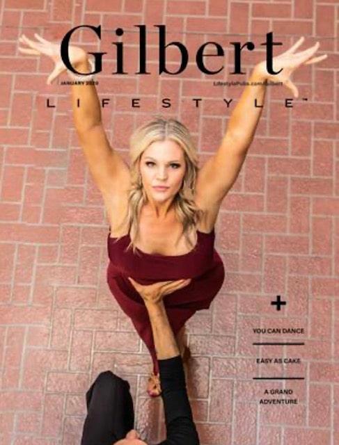 Gilbert Lifestyle Magazine - January