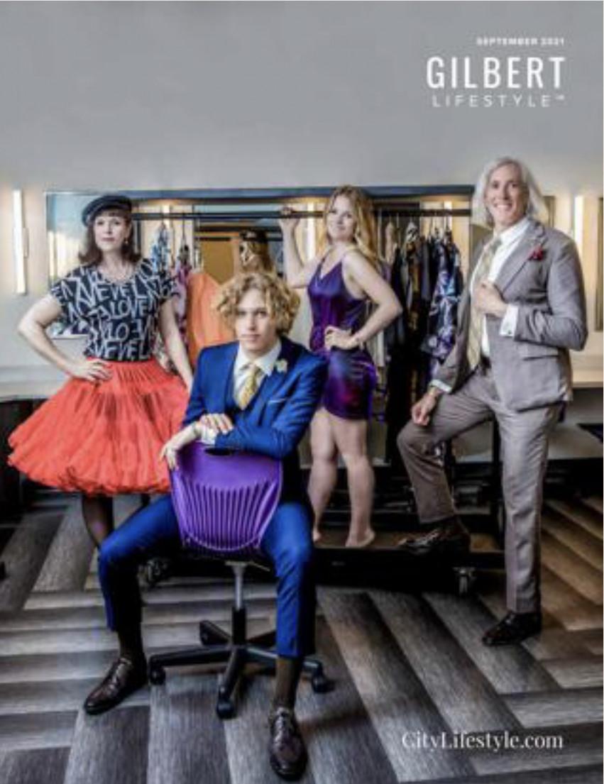 Gilbert Lifestyle Magazine - September